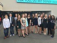 Eine Schülerin kommt zu Wort: Theater-Abo 2015/16